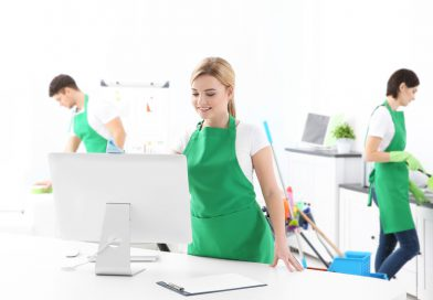 Büro-/ Praxisreinigung