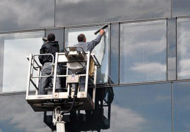 Fenster- / Glasreinigung